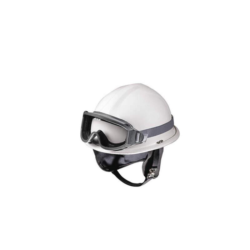 BULLARD URXWH Fire and Rescue Helmet,White,Modern