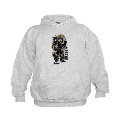 CafePress Thanos Kids Hooded Sweatshirt, Classic Hoodie (419508132) Classic Hooded Kids Sweatshirt