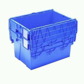 Heavy-duty storage box