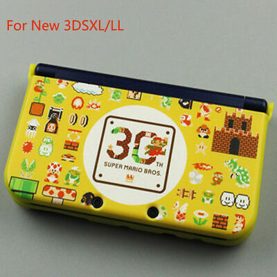 Super mario bros 30 Matte Protective Case Cover Housing Shell for New 3DS LL/XL
