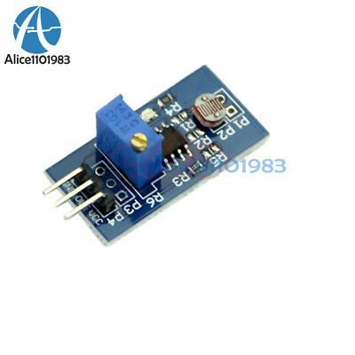 Optical Photosensitive Photoresistance Detection Light Sensor Module For Arduino