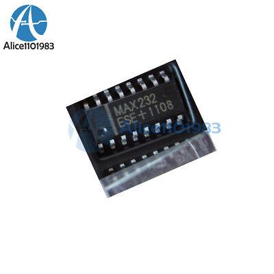 50pcs Max232ese Max232 Sop-16 Maxim Chip Ic