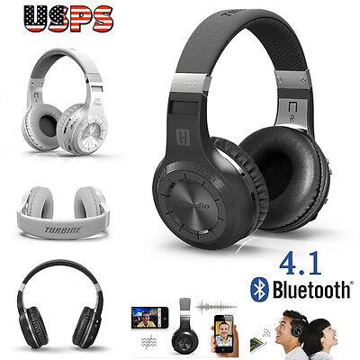Bluedio H-turbine Bluetooth 4.1 Wireless Stereo Headphone...