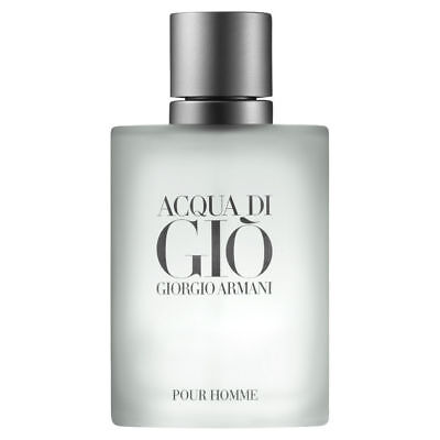 Giorgio Armani Acqua Di Gio 3.4oz EDT Men BRAND NEW AND SEALED Thanksgiving Sale