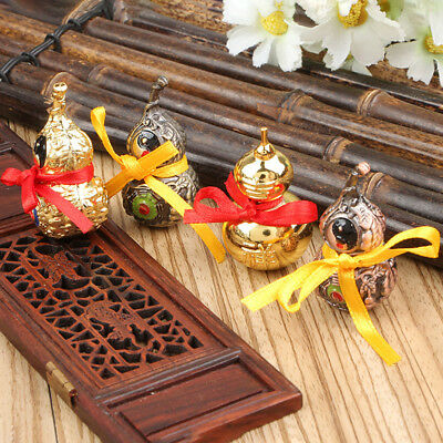 Natural Brass Feng Shui Wu Lou Luo Lu Health Enhance Good Luck Gourd for sale  China