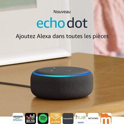 Best smart speakers 2018 Nouvel Echo Dot (3ème (Best Echo Dot Speaker)