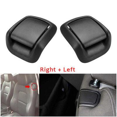 Pair Front LH+RH Hand Seat Tilt Handle For Ford Fiesta Mk6 VI 3Door 2002-08 -gee