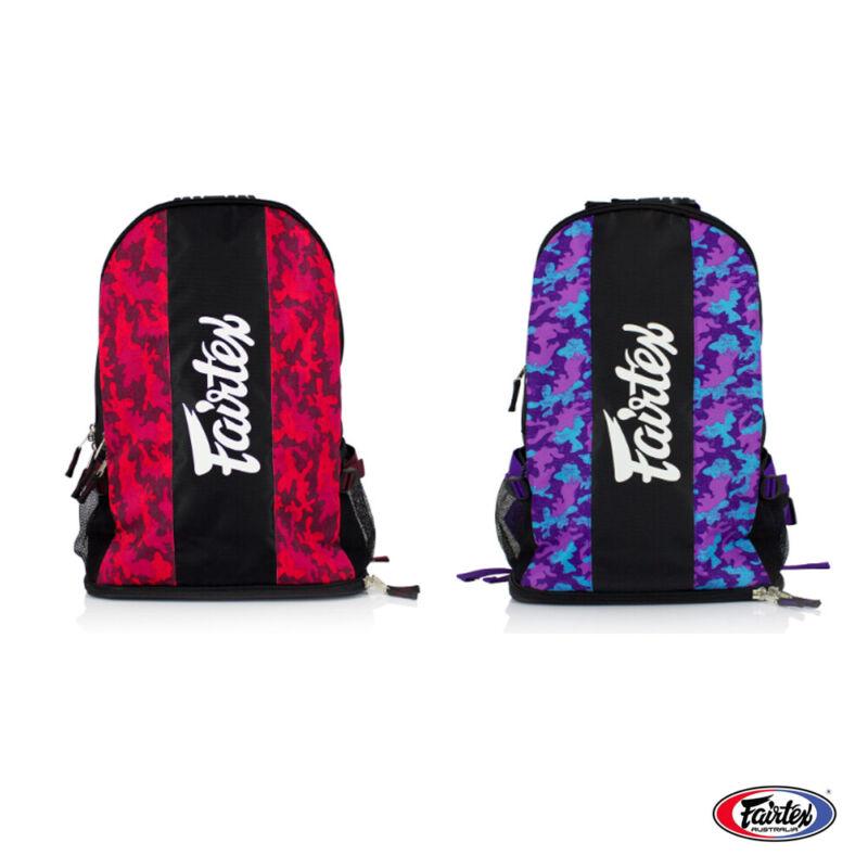 FAIRTEX - Camo Backpack (Bag4)