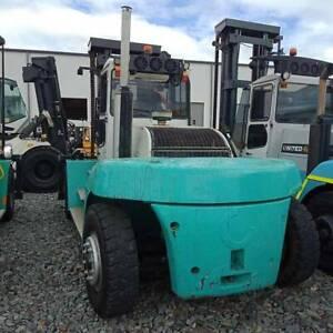 Used 16.0T Konecranes Forklift SMV 16-1200B Richlands Brisbane South West Preview