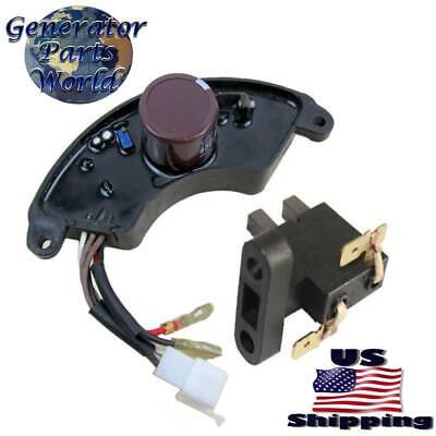 Powermate Avr Carbon Brush For Pm0606750 Pm0675700 Pm0675700.04 Generator