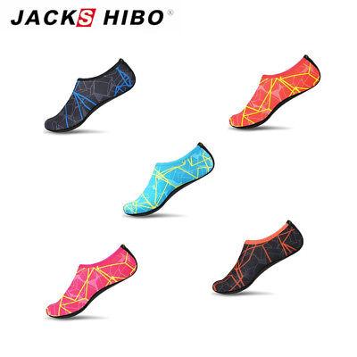 Kids Children Barefoot Water Sport Shoes Skin Aqua Socks For Baby Girl Boy Swim (Girl For Kids)