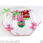 Mud Pie Christmas Bloomers