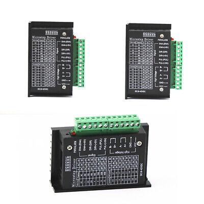 3pcs Cnc Single Axis 4a Tb6600 Stepper Motor Drivers Controller 425786