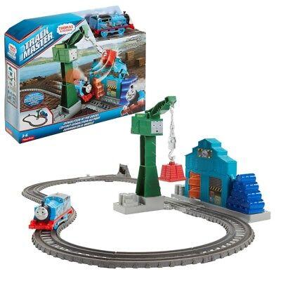 Spiel Set Lagerhaus Abriss | Mattel DVF73 | TrackMaster | Thomas & seine Freunde