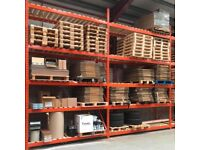 Pallet Racking - Many types available