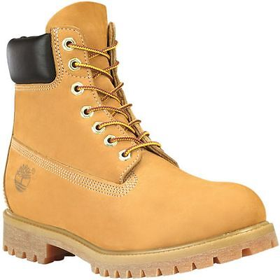 New Timberland 10061 Men's Classic 6-inch Premium Waterproof Boots, Size 13 W US