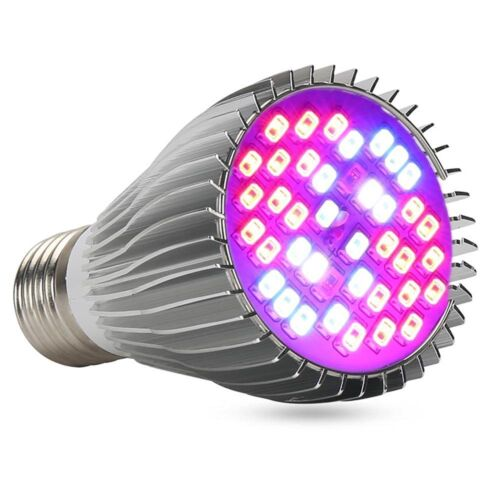 30w vollspektrum led grow light lampe f r pflanzen blumen. Black Bedroom Furniture Sets. Home Design Ideas