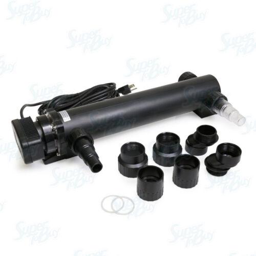 "36W UV Ultraviolet 21.5"" Light Clarifier Lamp Filter for Pond"