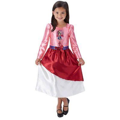 Rub - Disney Kinder Kostüm Prinzessin Mulan - Mulan Disney Kostüm