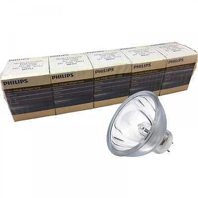 Philips 5 x A1/259 Halogen Open Reflector Lamp MR16 13163 ELC GX5.3 24v 250w NEW