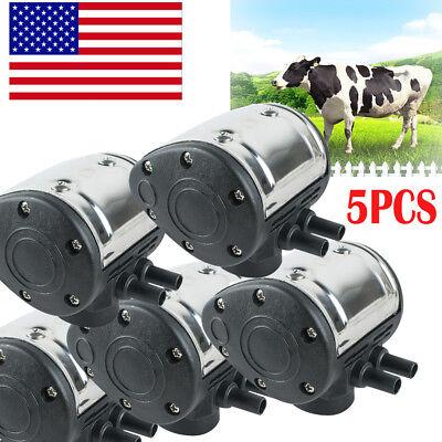 5pcs L80 Pneumatic Pulsator For Cow Milker Milking Machine Dairy Farm Usa