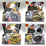 Lot of 4 Beyblades - Metal Masters Set 4 Launchers Included - Drago Pegasus