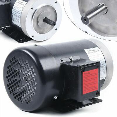 2 Hp 3 Ph Three Phase Electric Motor 3450 Rpm 56c Frame