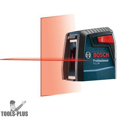 30 Self-leveling Cross-line Laser Bosch Tools Gll30-rt