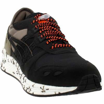 ASICS Hypergel-Lyte  Casual Running  Shoes - Black - Mens