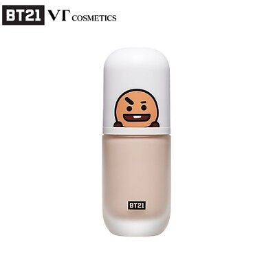 BTS BT21 Official VT Cosmetics Tinted Shimmering Luminizer 30ml 1.01fl.oz SHOOKY