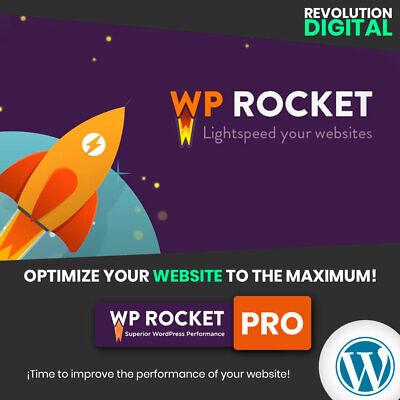 Wp Rocket Pro For Wordpress
