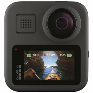 GoPro MAX 360 5.6K HD Waterproof Hypersmooth
