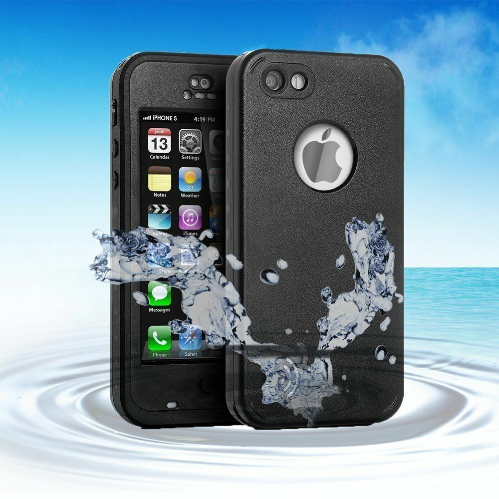 Apple Ipod Touch 6/5th Generation Case Dirt/shock/water P...
