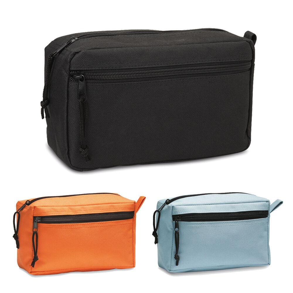 Uomo Donna Borsa Da Bagno Viaggio Servizi Igienici Bag Da Appendere