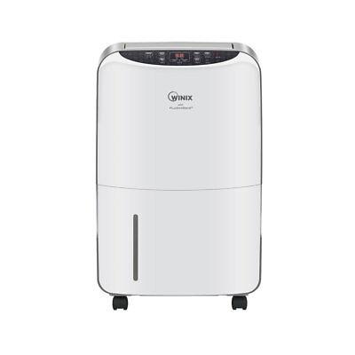 Winix Dehumidifier DNDW100-HWK 10L PlasmaWave Rotating Wheel Clothes Drying Auto