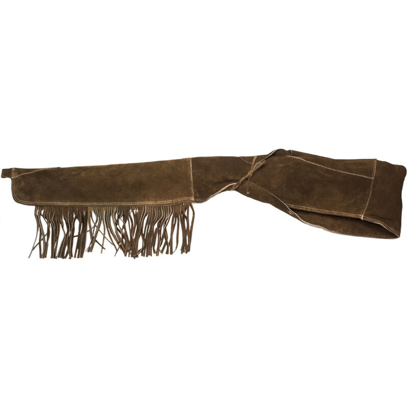 Deluxe Suede Rifle Scabbard