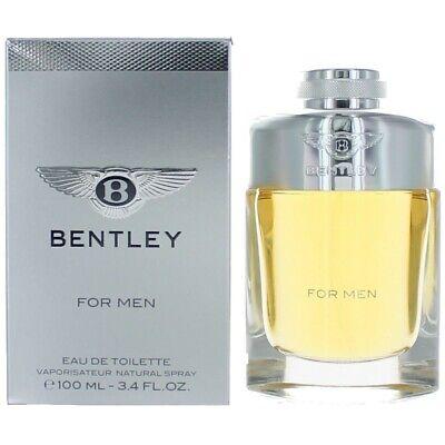 BENTLEY FOR MEN 100ML EAU DE TOILETTE SPRAY BRAND NEW & SEALED