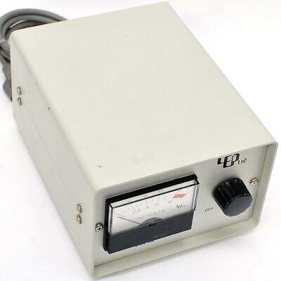 Ludl Electronic Lep 990019 Microscope Illuminator Power Supply 6v 12v 100w