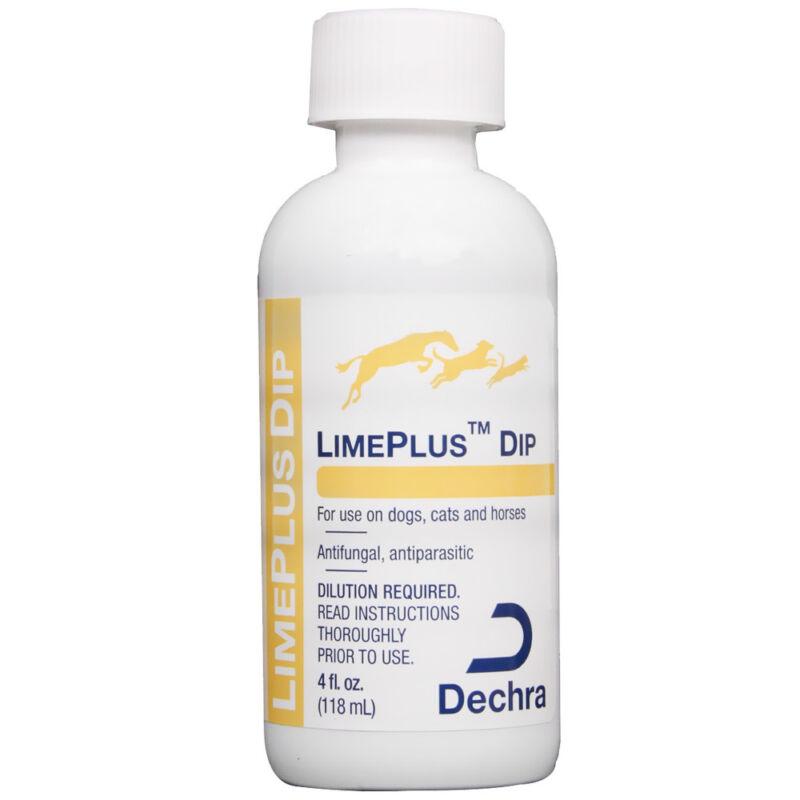 Lime sulfur dip Concentrate For Ringworm mange demodex 4oz Makes 1 Gallon