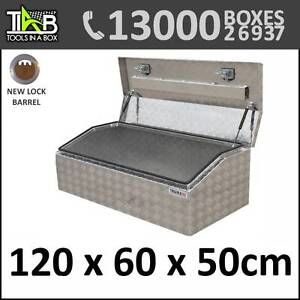 Aluminium Chest Toolbox Truck Ute Trailer Camper Caravan 1265 Brisbane City Brisbane North West Preview