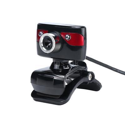 PC USB 2.0 12.0 M Pixel HD Camera Webcam 360 gradi con microfono per Skype Z6D4