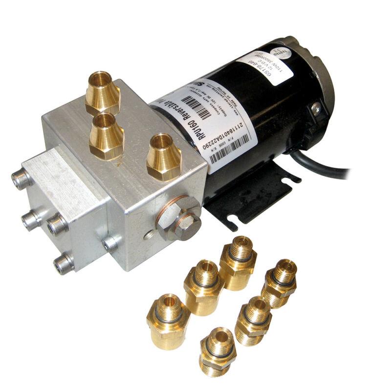 Simrad Rpu160 Drive Unit Reversible Pump  12v Dc, 9.8-22.5 Cu. In. 000-13766-001