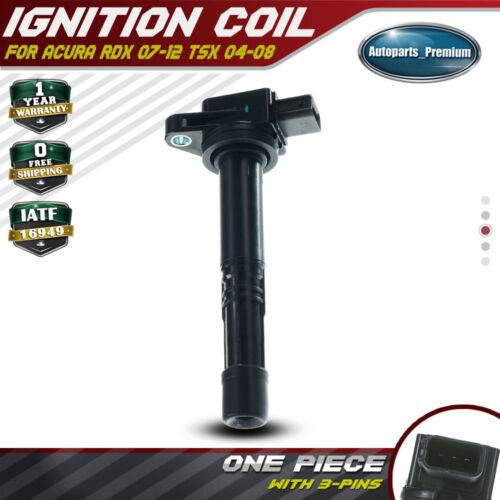 Ignition Coil For Acura RDX I4 2.3L 07-12 TSX I4 2.4L 04