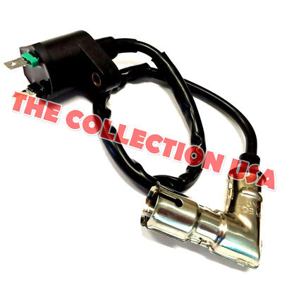 Ignition Coil W/ Metal Spark Plug 50cc 2 Cycle Motor Scooters Minarelli Yamaha