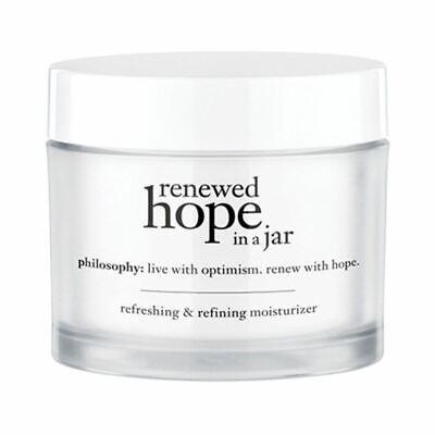 NEW Philosophy Renewed Hope in a Jar Facial Moisturiser 120ml