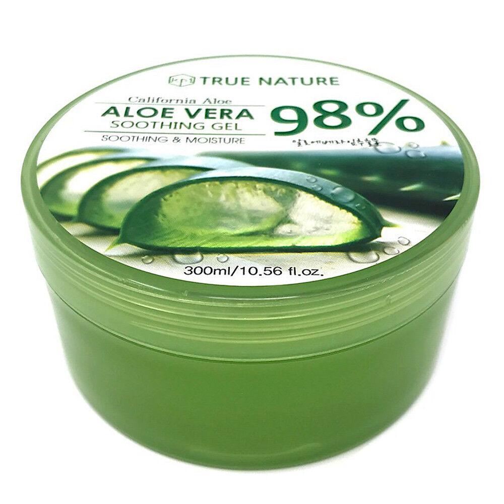 Aloe Vera Gel Facial & Body Skin Care - Soothing & Moisture