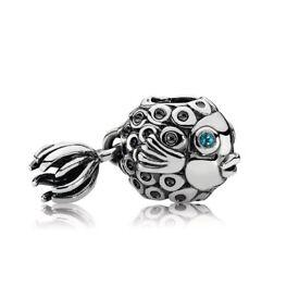 Pandora Angel Fish Charm