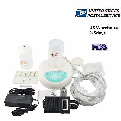 USA! Best Dentist Lab Dental Piezo Ultrasonic Scaler with 2 Water Bottle