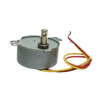 Ac Synchronous Gear Motor 4w 220-240v Cw 5060hz 2.5 Rpm For Oven Small Fans