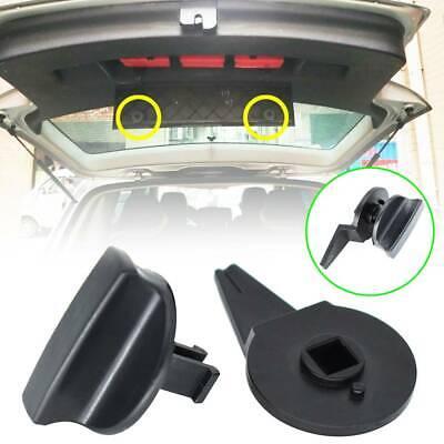 FOR AUDI VW PASSAT 3C B6 B7 SET BRACKET TURN KNOB MOUNTING...